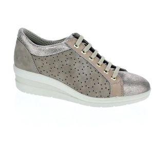 DERBY Chaussures à lacets - Imac 106430  Femme  Beige 35