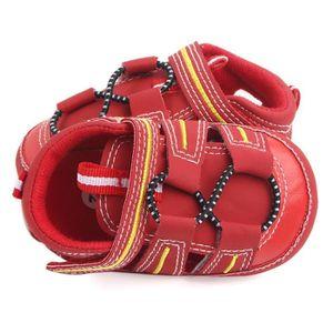 f63bd4c4f9ced SANDALE - NU-PIEDS Deessesale Chaussures d été pour enfants bout ferm ...