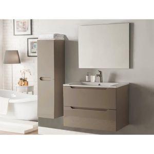 salle de bain complete ensemble stefanie meubles de salle de bain laq