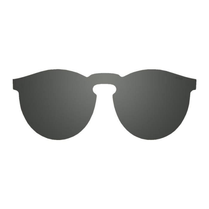 Lunettes de soleil Unisex NOSIZE Ocean Sunglasses LONGBEACH Noir.