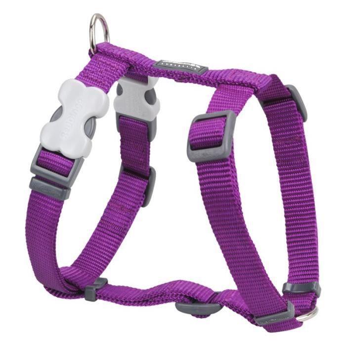 Red Dingo - Harnais Pour Chien Violet Taille Xl