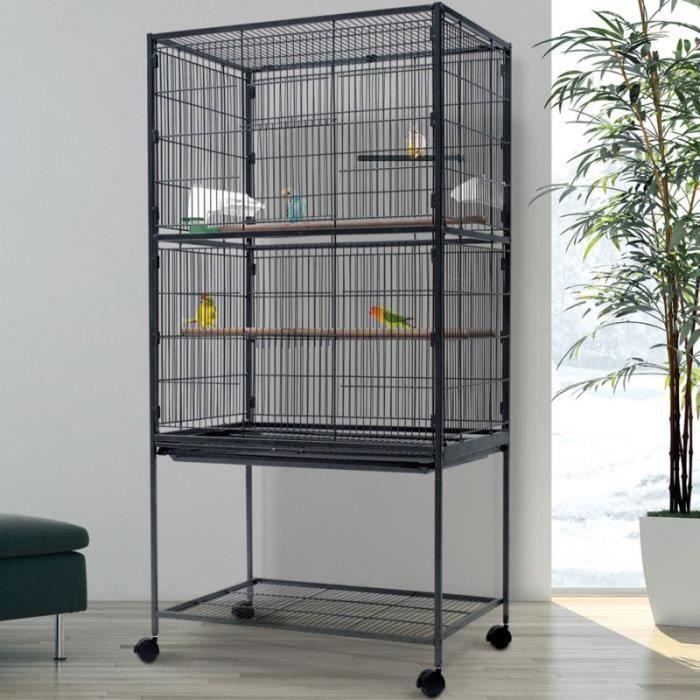 grande voliere achat vente grande voliere pas cher soldes d s le 10 janvier cdiscount. Black Bedroom Furniture Sets. Home Design Ideas