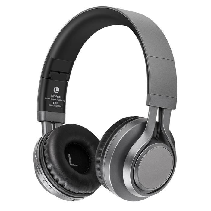 Moonmini®zea Bt-09 Casques Bluetooth Oreillette Écouteurs Sans Fil Pour Carte De Sport Avec Stéréo