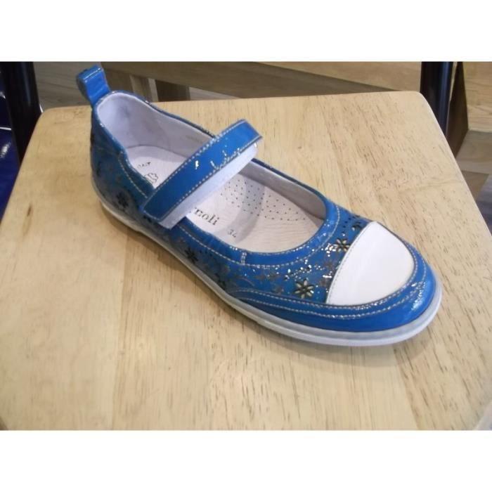 Chaussures enfants Babies filles Romagnoli P38
