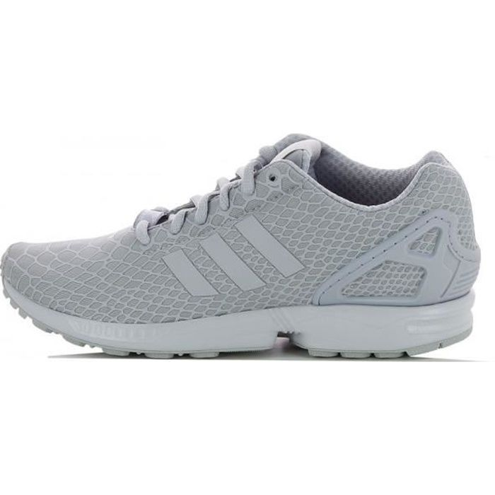Adidas Originals Zx Flux Gris Af6389 Achat Basket Techfit mO08nwvN