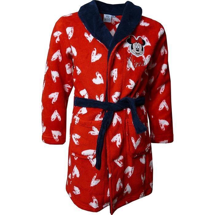 Robe de chambre minnie achat vente robe de chambre minnie pas cher cdiscount - Robe de chambre pas cher ...