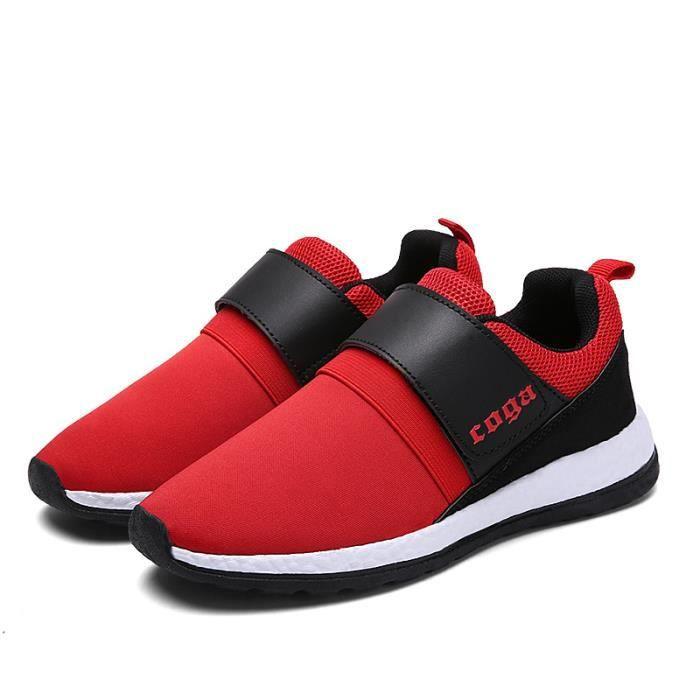 Enfants Chaussures baskets Garçon et filles Mode Chaussures de course 4GWU1a7H