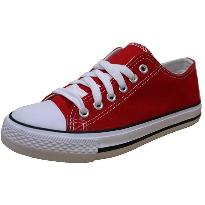 Low Top Classic Canvas Fashion Sneaker CLQFC Taille-37