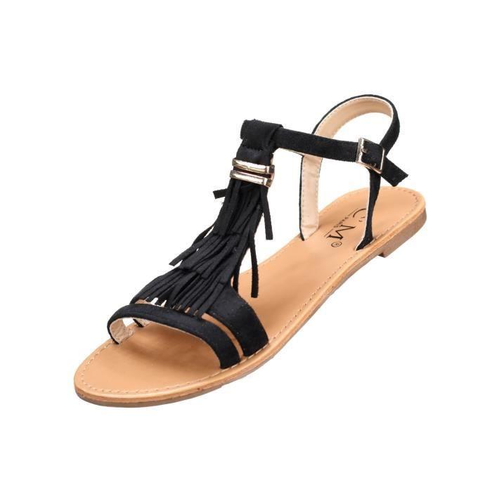 Sandales femme C M 839-700 Black