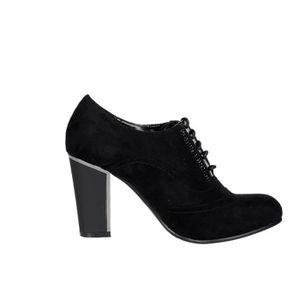 Laura Biagiotti Chaussures À Lacets Femme Noir, 40