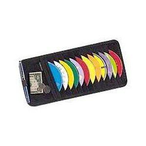 COQUE - HOUSSE - ÉTUI CASE LOGIC 3200012 Pochette CD - Noir