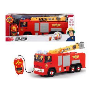 VOITURE À CONSTRUIRE Dickie 203099001 Pompier Sam Hero Jupiter