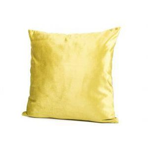 COUSSIN Coussin garni JAIPUR Curry Harmony Taille 45x45 Co