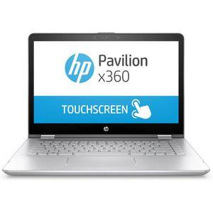 EBOOK - LISEUSE HP Pavilion x360 14-ba026ng, Intel® Core™ i3 de 7e