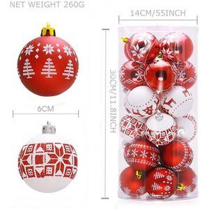 Decoration sapin de noel rouge - Achat / Vente pas cher
