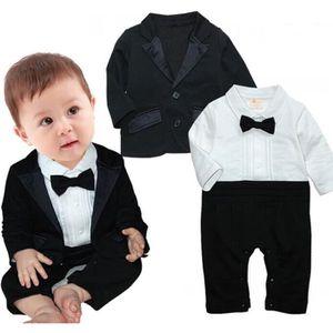 Ensemble de vêtements 0-24 Mois Bébé Costume Garçons Vêtements d'Enfants