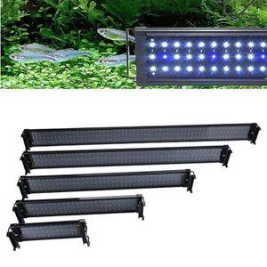 ÉCLAIRAGE LED Éclairage d'Aquarium Lumière Lampe Pour Aquari