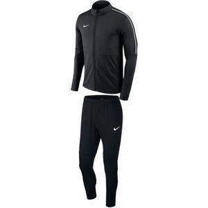 best service abc28 29b94 SURVÊTEMENT Survêtement Nike Park 18 noir Adulte