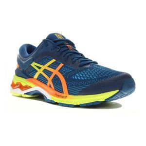 96d9e839977d CHAUSSURES DE RUNNING Chaussures Running ASICS Homme GEL-KAYANO 26 Bleu