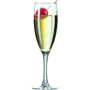 Coupe à Champagne Lot de 6 Flûtes à champagne Princesa - 15 cl