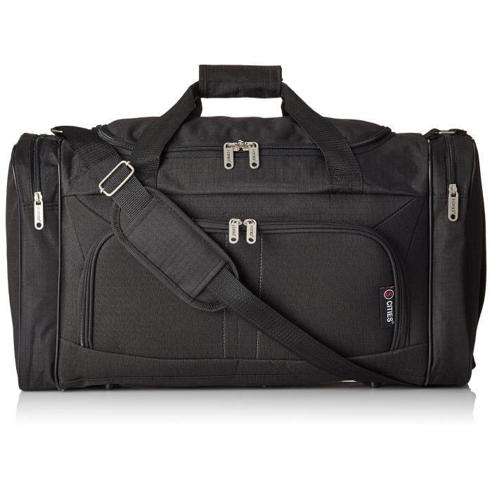 De Bandoulière 5 Sac Léger Bagage En Cabas Cabine Sport Cities wHHz1X