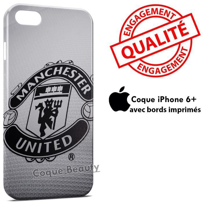 coque manchester iphone 8