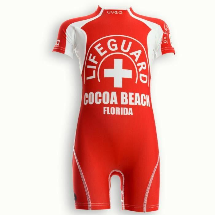 T-SHIRT - COMBI ANTI-UV UVEA Combinaison maillot de bain kidsguard anti UV