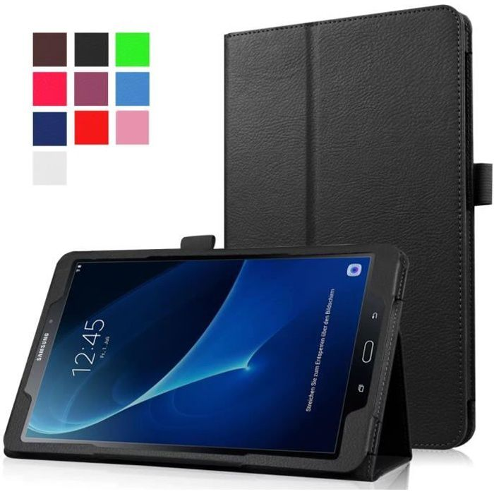 Tui samsung galaxy tab a6 10 1 sm t580n support for Housse tablette samsung