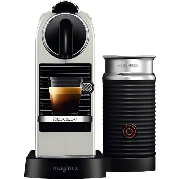 Nespresso blanc - Achat / Vente pas cher - Soldes* dès le 10 ...