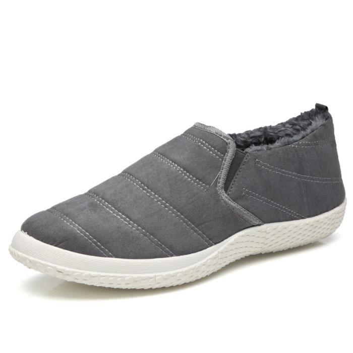 en Chaussures hommes pour en Chaussures coton wg6TqEff7