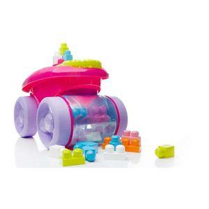 679# LEGO personnage accessoires violet foncé turquoise Friends