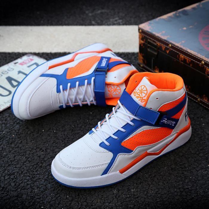 Chaussures Basket Loisirs de courtes Bottes Homme Chaussures sport wCq6x1Uft