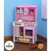 Kidkraft cuisine enfant familiale en bois achat vente for Kidkraft cuisine familiale