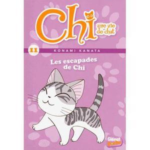 Livre 6-9 ANS Chi, une vie de chat Tome 11