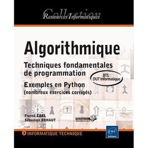 LIVRE PROGRAMMATION Algorithmique