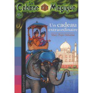 Livre 6-9 ANS La Cabane Magique Tome 40