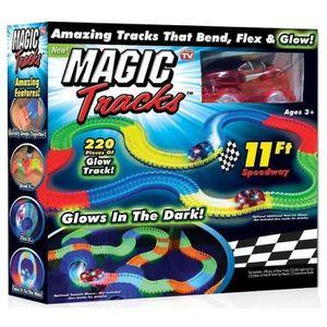 ACCESSOIRE VEHICULE Magic tracks Pistes  de chemin magiques électrique