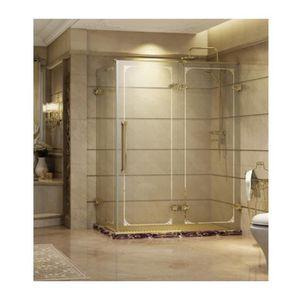 porte de douche paroi de douche - Douche Italienne Dimension1752