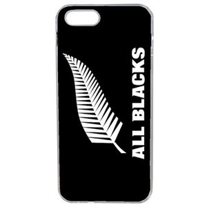 858795571ec806 HOUSSE - ÉTUI Etui Housse Coque licence officielle Rugby All Bla. Etui  Housse Coque licence officielle Rugby All Blacks 2 pour Apple Iphone 4S