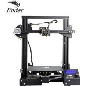 IMPRIMANTE 3D Creality3D Ender-3 pro Affichage à cristaux liquid