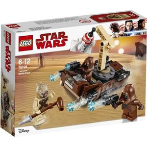 ASSEMBLAGE CONSTRUCTION LEGO® Star Wars™ 75198 Battle Pack Tatooine™