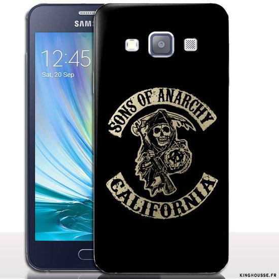 coque sons of anarchy iphone 8