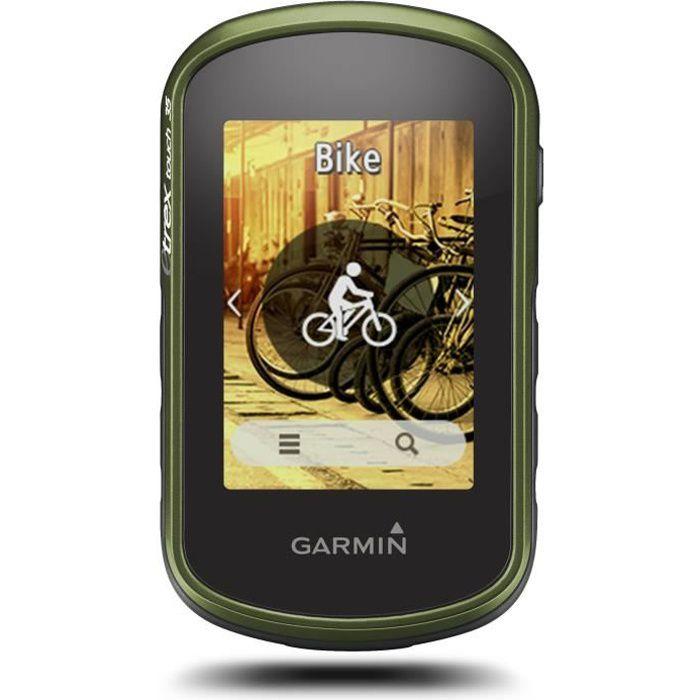 Garmin eTrex Touch 35 - GPS portable connecté