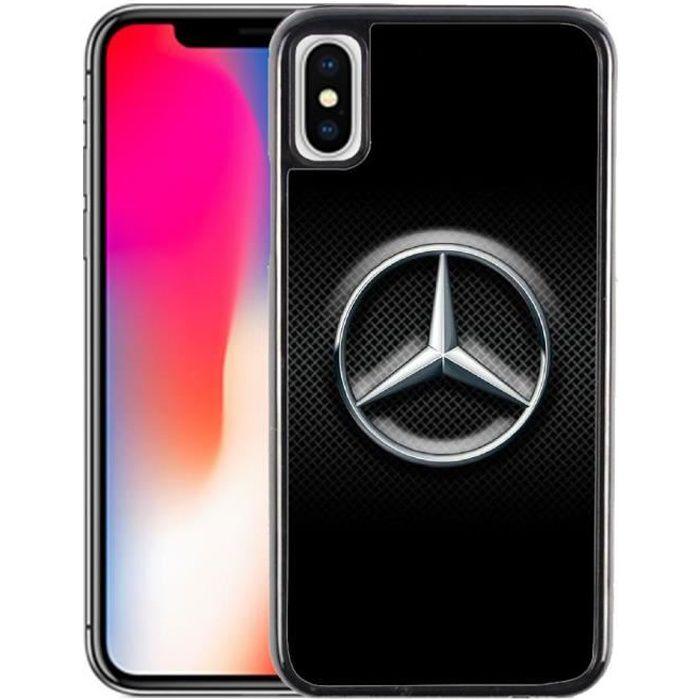 coque mercedes iphone 8