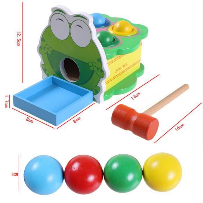 grenouille dessin anim bois b b jouer aux jouets hamster. Black Bedroom Furniture Sets. Home Design Ideas