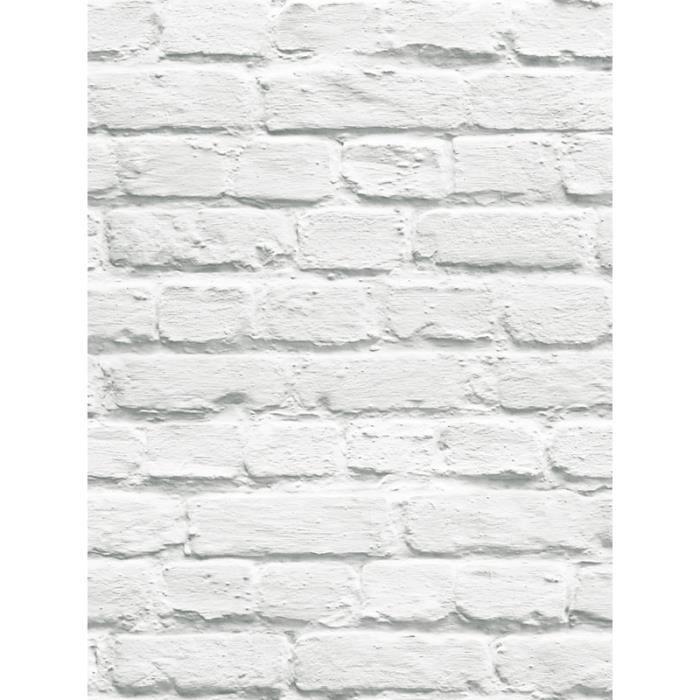 Genial UGEPA J66529 Papier Peint Blanc