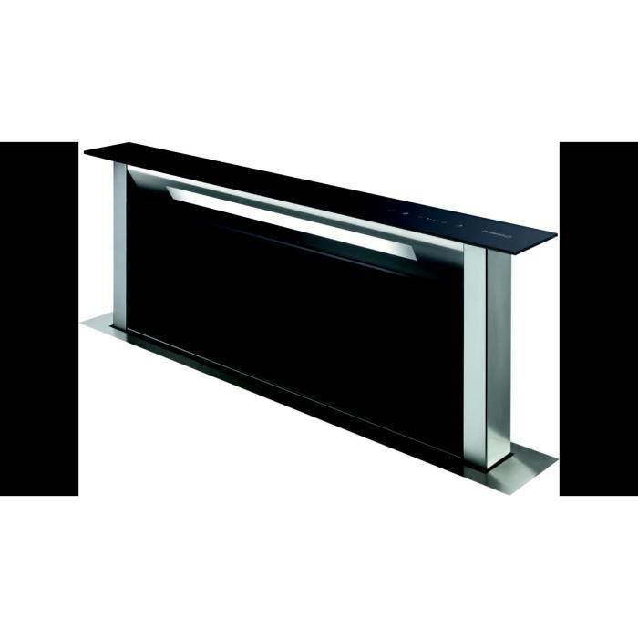 de dietrich dhd7961b hotte plan travail hotte. Black Bedroom Furniture Sets. Home Design Ideas
