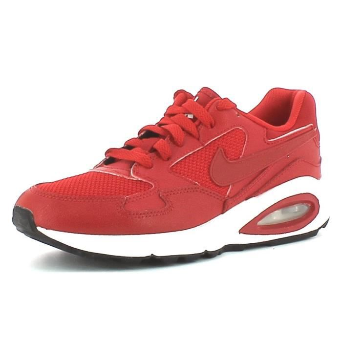 CHAUSSURES MULTISPORT Nike Air Max St Chaussures de Sport Rouge