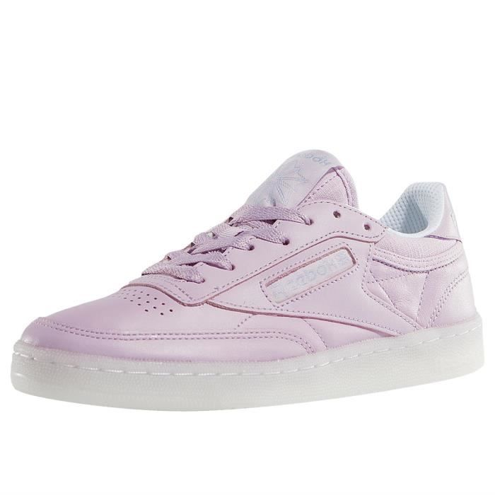 Reebok Femme Chaussures / Baskets Club C 85 On The Court