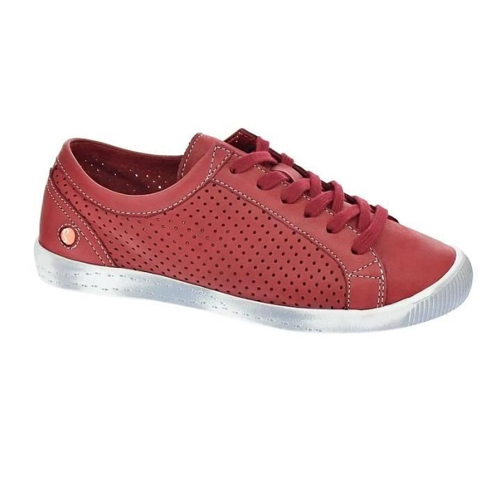 Chaussures Softinos Femme Basses modèle Ica f7YakAnM